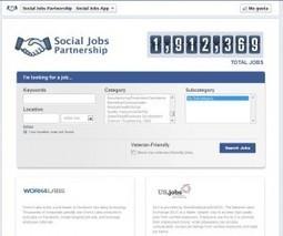 Así es el nuevo buscador de empleos de Facebook ¿Merece la pena?   Innovación y Empleo   Scoop.it