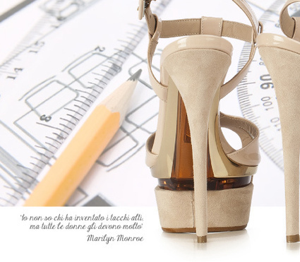 Fashion Curiosities: The strength of the heels | Le Marche & Fashion | Scoop.it