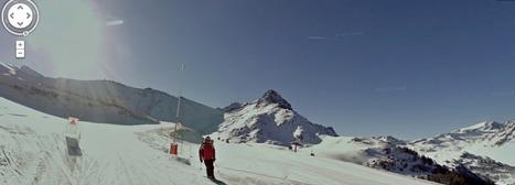 Les montagnes françaises sur Google Street View | Le blog de communes.com | Apple vs Google : 3D War ! | Scoop.it
