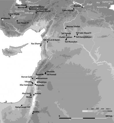 L'échange de l'obsidienne au début du Néolithique au Proche-Orient | L'actu culturelle | Scoop.it