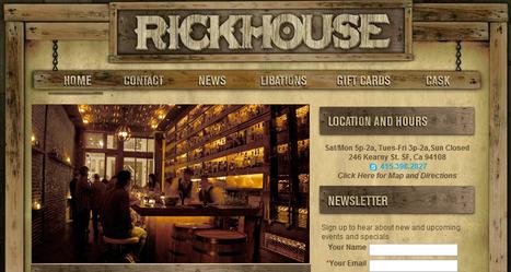 Rickhouse | NAPA traveling | Scoop.it