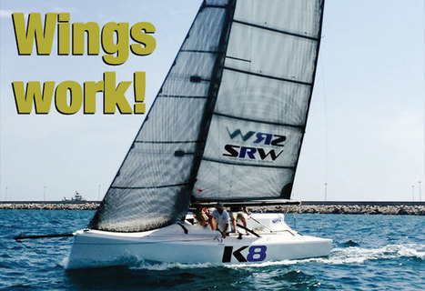 Wings work! - Seahorse Magazine | Soft Wing Sails | Scoop.it