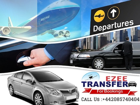 Stansted Airport Taxi Transfer Services | Airport Transfers UK | Scoop.it