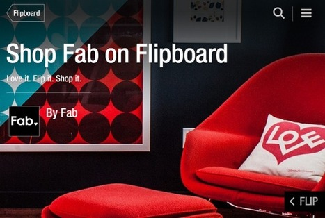 Flipboard fires a shot across Pinterest's bow with new curated brand catalogs | Everything Pinterest | Scoop.it