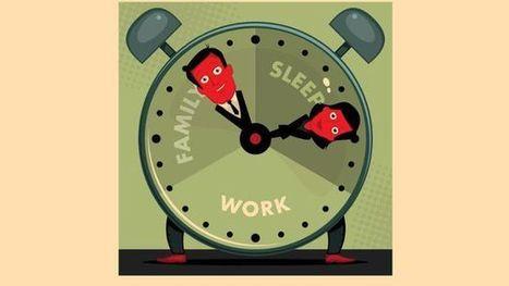 Sept astuces pour se faciliter la vie au travail | Santé et bien-être au travail | Scoop.it