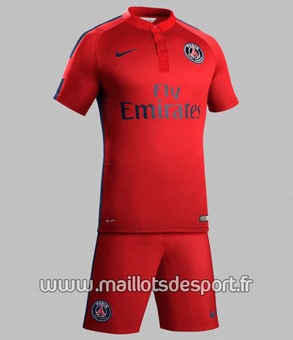 Maillot third 2014-2015 du PSG ! | Maillot de Sport | Scoop.it