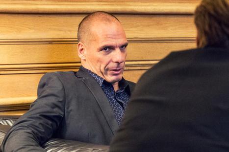 """Yanis Varoufakis : """"En Suisse, le revenu de base permettrait de stabiliser une société aux inégalités salariales croissantes""""   La Transition sociétale inéluctable   Scoop.it"""