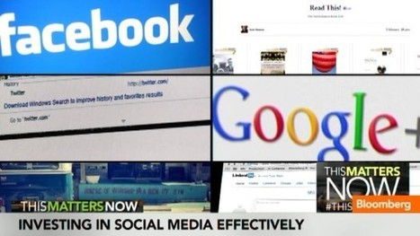 Social Media's Diminished Impact on Business: Video | Better B2B Marketing | Scoop.it