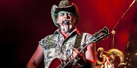 Amazing: Ted Nugent Gives Passionate Defense of the Right to Bear Arms [WATCH] | Personal Protection - Concealed Carry | Scoop.it