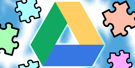 5 Google Drive Add-ons You Need To Use | New Web 2.0 tools for education | Scoop.it