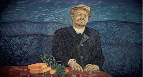 Loving Vincent: animer et rendre vivant les tableaux de l'artiste   [Art] - artist's point of view, creative process &  interesting pieces   Scoop.it