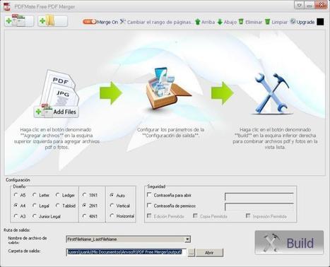 PDFMate Free: software gratuito para edición de documentos PDF | Recull diari | Scoop.it