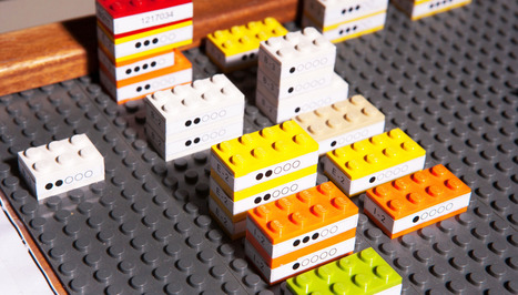 How GM Is Saving Cash Using Legos As A Data Viz Tool | Data is Beautiful | Scoop.it