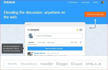 Disqus hits 100 million profiles | Business in a Social Media World | Scoop.it