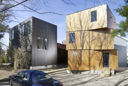 [Cambridge, MA, USA] XS House / UNI | Architecture | Scoop.it