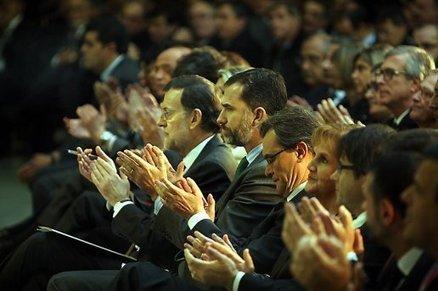 Quand Mariano Rajoy et Artur Mas croisent le fer - L'indépendant.fr | Catalogne | Scoop.it