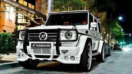 Tuned 2010 Mercedes-Benz G55 AMG Hamann 600 hp 1920x1080 HD - CamaroCarPlace | Automobiles | Scoop.it