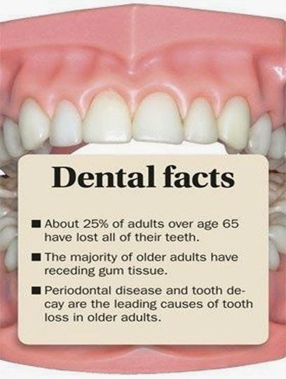 #Dentalfacts <br/>http://bit.ly/1o8gapm&#65279; | DENTAL TOURISM | Scoop.it