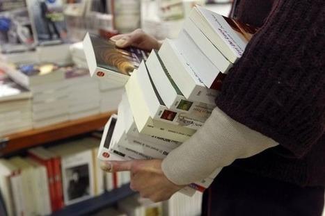 Librairies: nouveau plan de soutien de neuf millions d'euros - LExpress.fr | prix du livre | Scoop.it