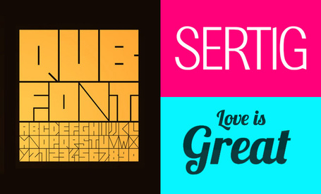 21 Fresh Free Fonts for Graphic and Web Designers | Online Marketing Resources | Scoop.it