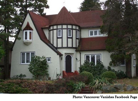 Vancouver West Side Character Homes and Gardens | Heritage Canada The National Trust | Modern Ruins | Scoop.it