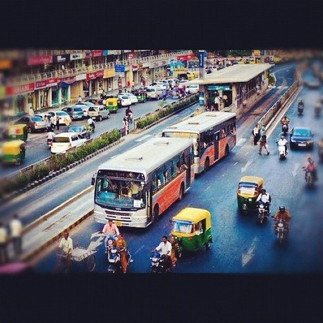 Ahmedabad Diary • Brts stand at shivranjani cross road .. #brts... | Vehicle Inspection and Training Services | Scoop.it