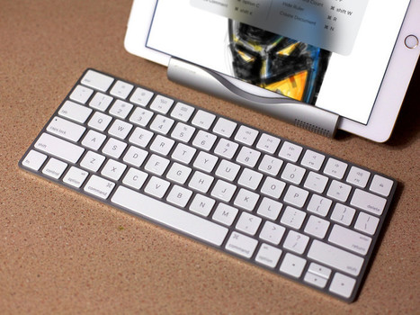 How connect to a Bluetooth keyboard with iPhone or iPad - iMore | Mobile Technology | Scoop.it