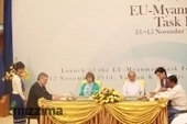 Myanmar, EU sign package of accords on cooperation | Burma in Transition | Scoop.it