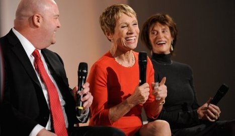 Barbara Corcoran: The Making of a Real Estate Mogul | Real Estate FrontLines by Homestretch Properties | Scoop.it