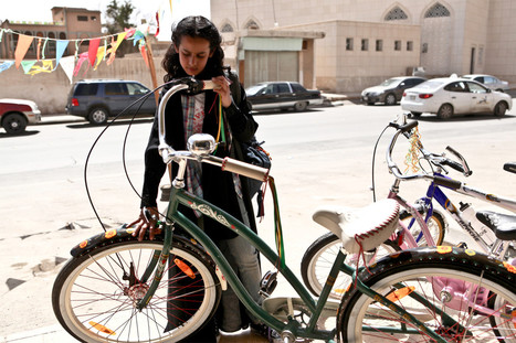 Wadjda: A Girl Who Changes the World on Her Bicycle - Huffington Post | Tinkering and Innovating in Education | Scoop.it