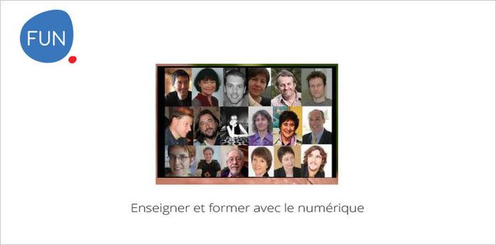 Le MOOC Enseigner et former avec le numérique commence aujourd'hui | MOOC Francophone | Scoop.it