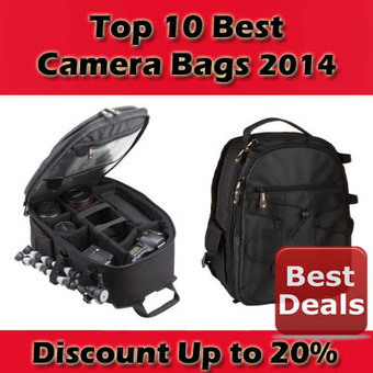 Best Camera Bags 2014 | BestList | Scoop.it
