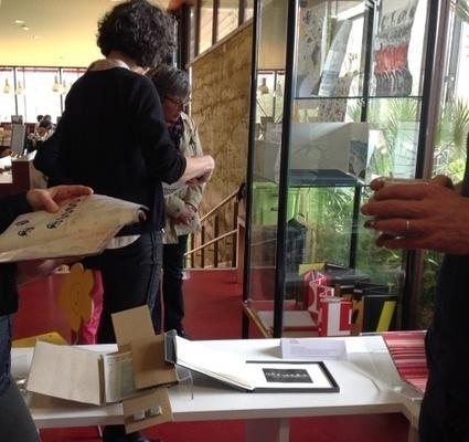 Betton : des livres d'artistes à la maison !   Livres d'artistes et Cie - Médiathèque départementale d'Ille-et-Vilaine   Scoop.it