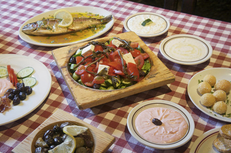 What Eating A Mediterranean Diet Could Do For Your Brain | Nutrition Today | Scoop.it