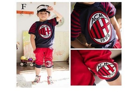 Baju Anak Laki Bola GW Soccer F AC Milan - baju anak branded murah, baju bayi branded murah, baju anak online murah, baju anak bayi terbaru, baju anak laki, baju anak perempuan, model baju pria | baju anak branded murah | Scoop.it