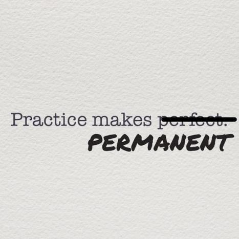 Practice Makes Perfect (NOT!!) | 3 Bald Guys | Interesting Topics To Read | Scoop.it