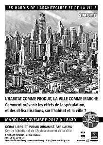 Les mardis de l'architecture et de la ville | The Architecture of the City | Scoop.it
