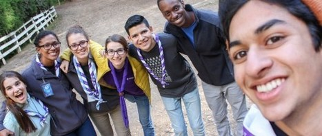 Venturer learns to appreciate Scouting's global reach | Scouting Adventures | Scoop.it