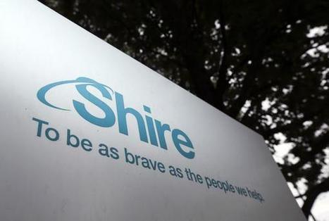 Pharmacie: Abbvie met le paquet pour s'emparer de Shire   Santé   Scoop.it