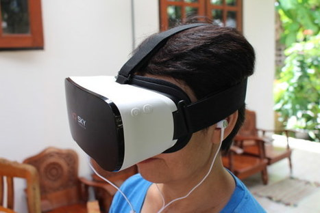 VR SKY CX-V3 Android VR Headset Review – Part 2: GUI, 360° and VR Videos, and Issues | Embedded Systems News | Scoop.it