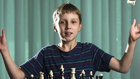 Sydney chess champ Anton Smirnov, 13, has the moves to make him millions of ... - The Daily Telegraph | Chess at school | Scoop.it