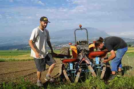 Et si vous embauchiez un fermier de famille ? | Villes en transition | Scoop.it