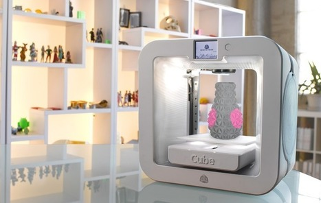 3D Systems Presents 100 Libraries & Museums Participating in MakerLab Club with New Cube 3D Printers | innovative libraries | Scoop.it