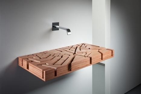 Water map - Julia Kononenko industrial design | Artaban | Scoop.it