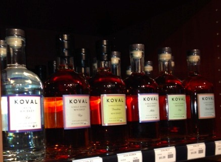 KOVAL | CHICAGO'S FIRST DISTILLERY SINCE THE MID-1800s | Pull a Cork! | Scoop.it