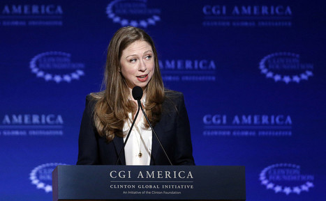 WikiLeaks: Chelsea Clinton worried family's foundation would lose nonprofit status | Celebrity Culture and News... All things Hollywood | Scoop.it