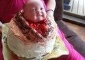 10 Vagina Cakes For Baby Showers That Are Disturbing And Awesome | Stranger Than Fiction | Scoop.it
