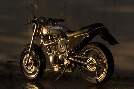 Borile - B500CR | Cafe Racers | Scoop.it