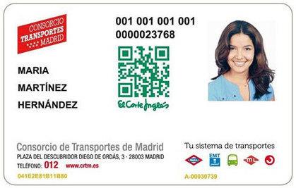 Madrid insertará publicidad en tarjetas de transporte - LogiNews | Innovación Comercial | Scoop.it