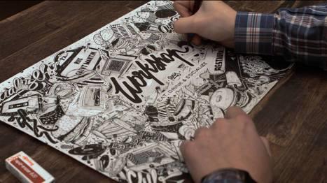 Selección de 20 libros gratuitos sobre lettering | Maquetación de libros y diseño personalizado de portada | Scoop.it